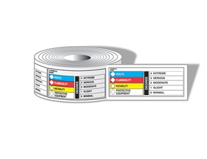 HMCIS Roll Label: Chemical Classification Identifier