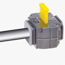 In-Line Pneumatic Valve Lockouts - Verona Safety Supply