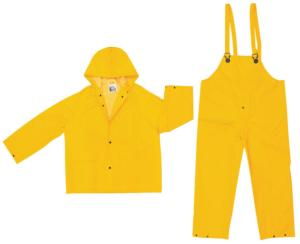 Classic 3-Piece Rain Suit - Verona Safety Supply